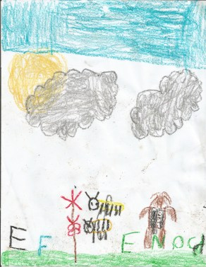 Enoch Adams, 6 years old