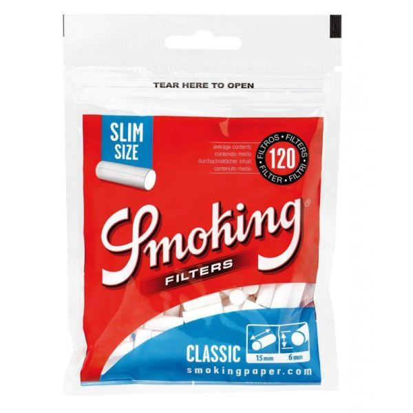 Smoking Filteri Slim