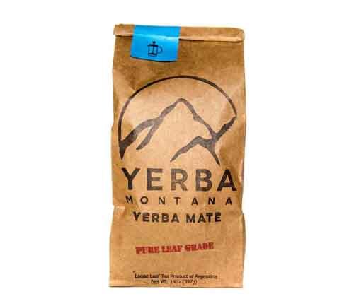 Pure Leaf Yerba Mate - Yerba Montana