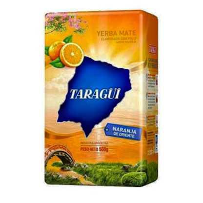 taragui naranja