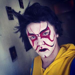 Face paint-a028