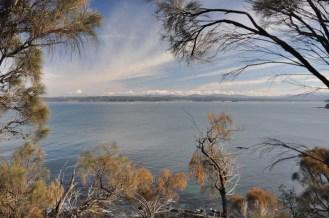 Beautiful shot of Batemans Bay