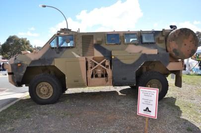 Bushmaster Personnel Carrier