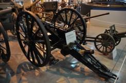 15 Pounder field gun
