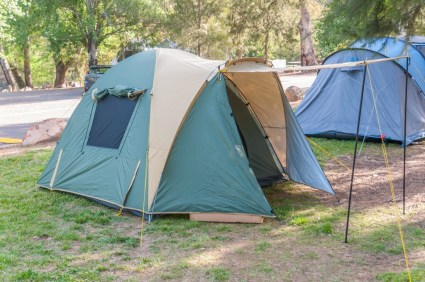 My new tent