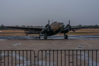 And finally the Lockheed Hudson