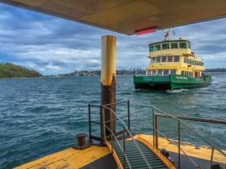 Taronga Zoo Ferry Wharf