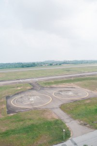 Lintasan bandara Hang Nadim