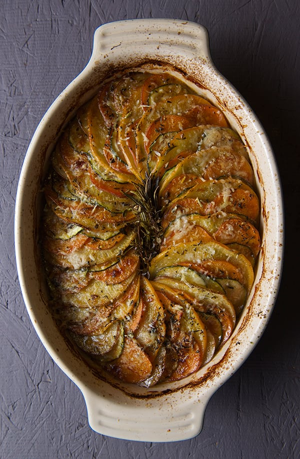 Root A Touille A Ratatouille Made With Root Vegetables
