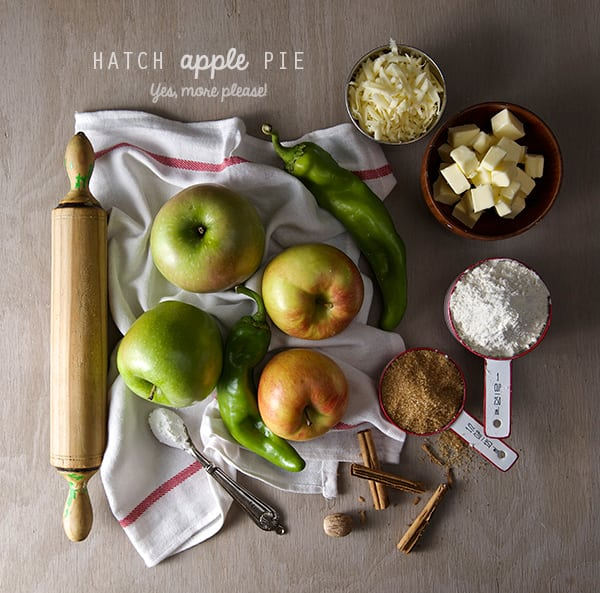 Hatch Apple Pie ~Yes, More Please