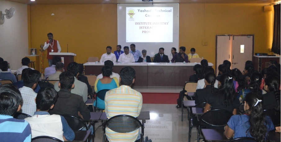 Institute Industry Interaction Program