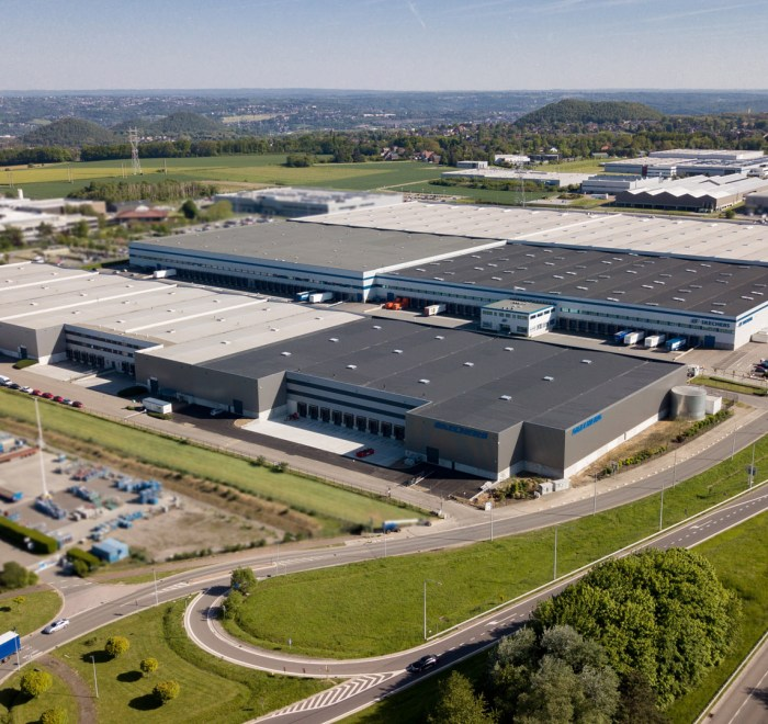 Yes2Belgium Skechers European Distribution Centre (EDC) in Liège