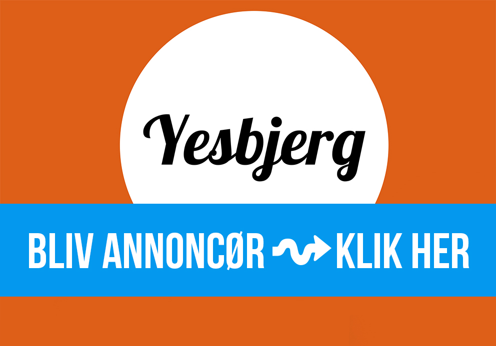 Yesbjerg annoncør