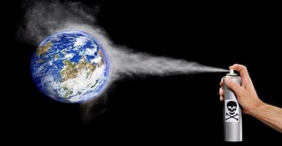 Yeryüzü Ozonu'ndaki Artış