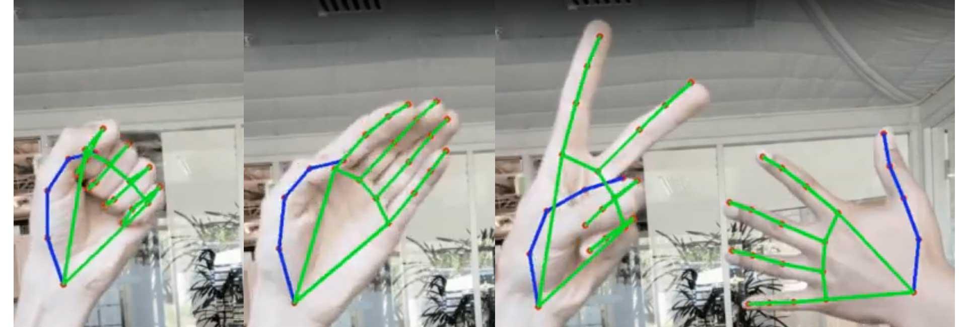 google-hand-tracking