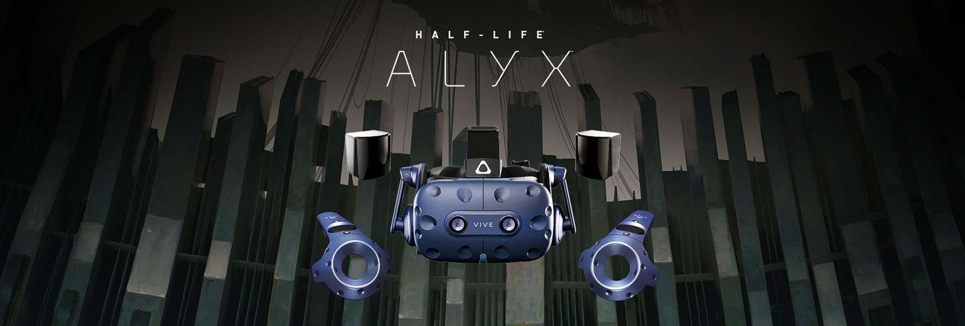 vive pro hl-alyx