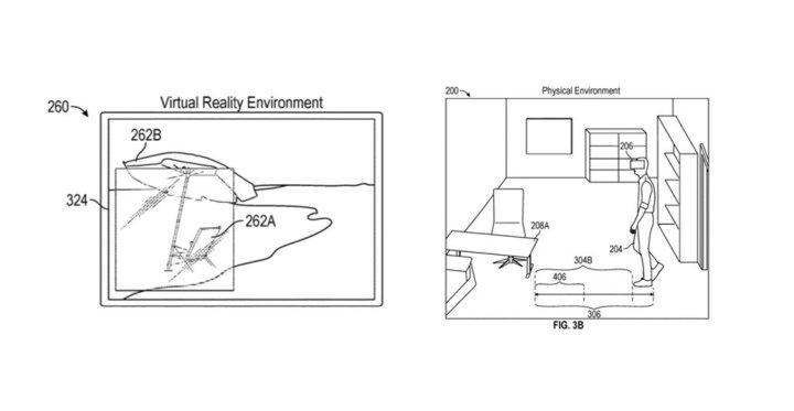 Fragment patentu uzyskanego prze Apple.