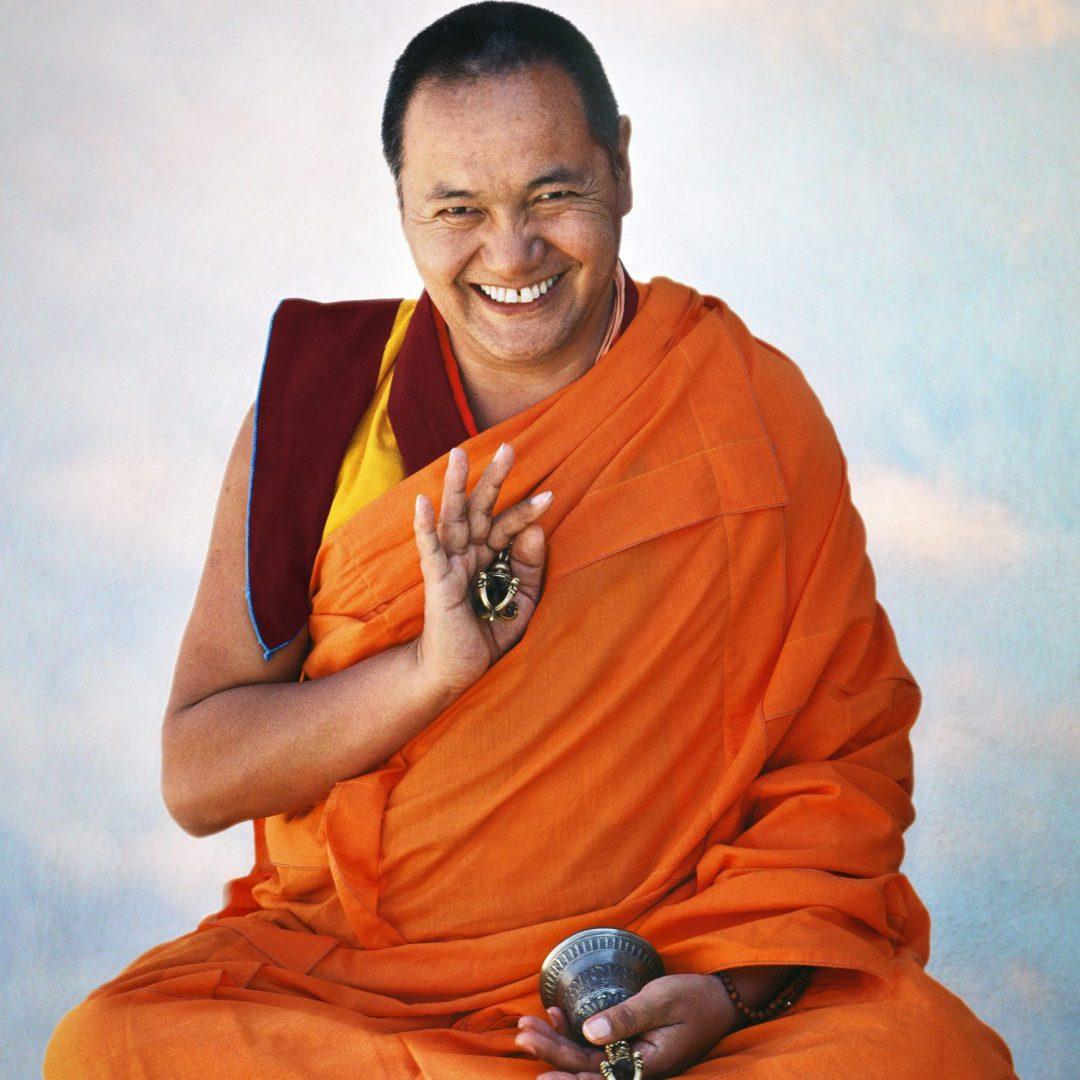 Venerable Lama Thubten Yeshe