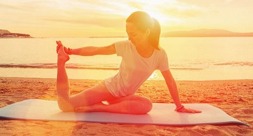 Iengar Yoga Course with Zarina O