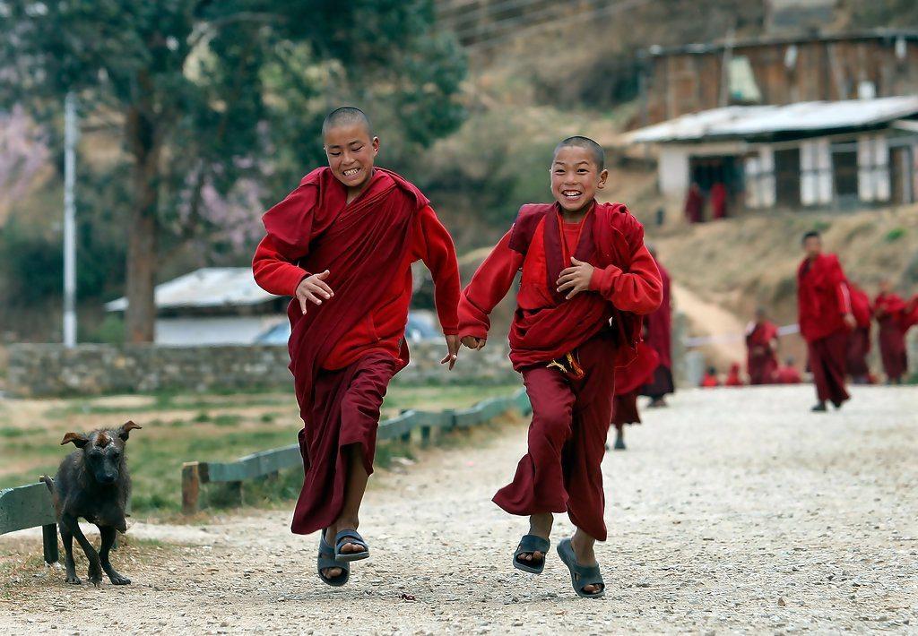 Tibetan Buddhism 2 Bhutan