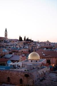 photo of Jerusalem by Toa Heflibra Sinca