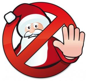No Santa Claus