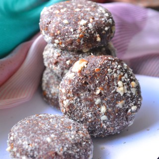 Raw Vegan Cookies