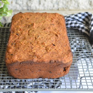 Banana Bread (V,GF)