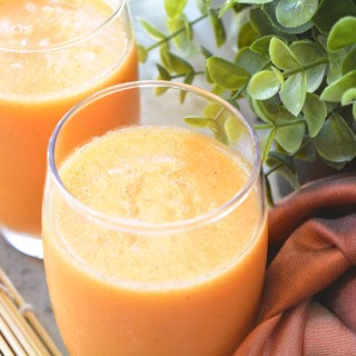 3 ingredient RockMelon Energiser Juice