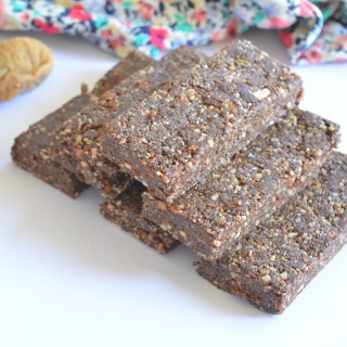 6 ingredient Allergy-friendly Energy Bar