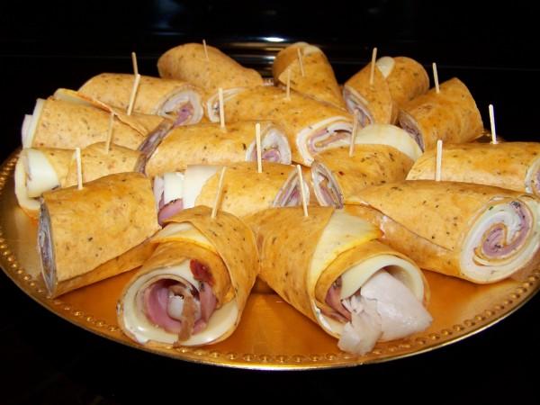 Tortilla Wraps (1/3)