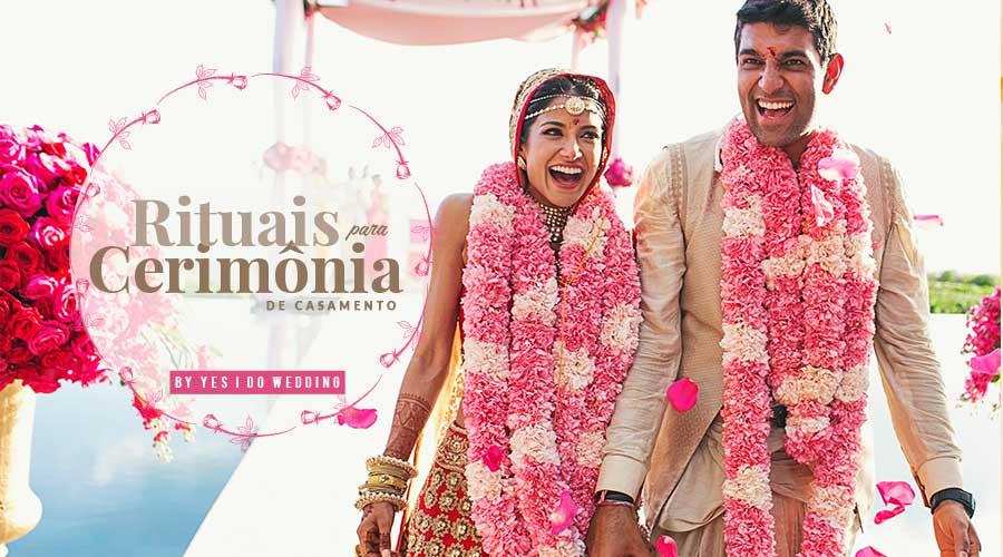 Rituais para Cerimônia de Casamento