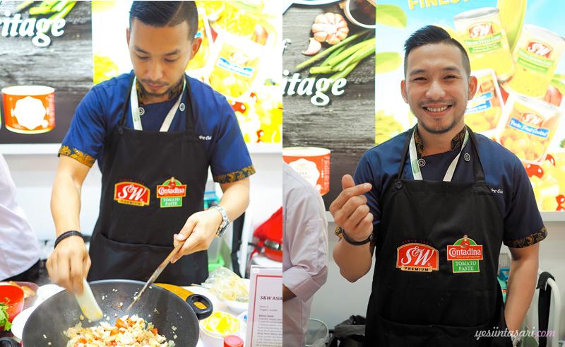 Chef Andre Oda