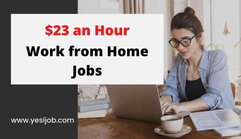 $23 an Hour