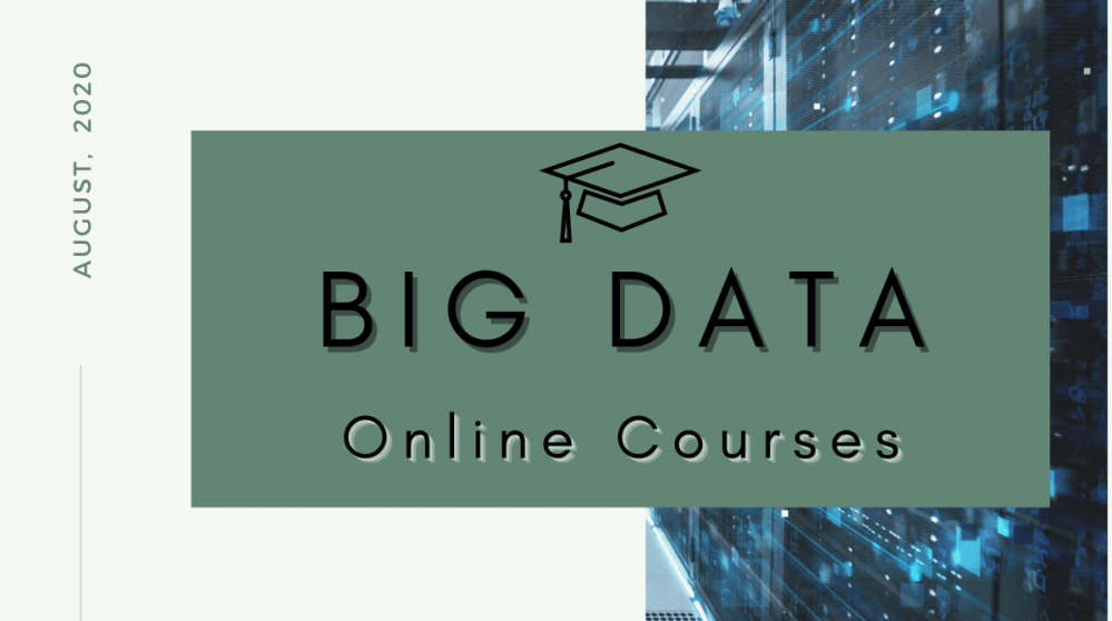 Online Big Data Courses