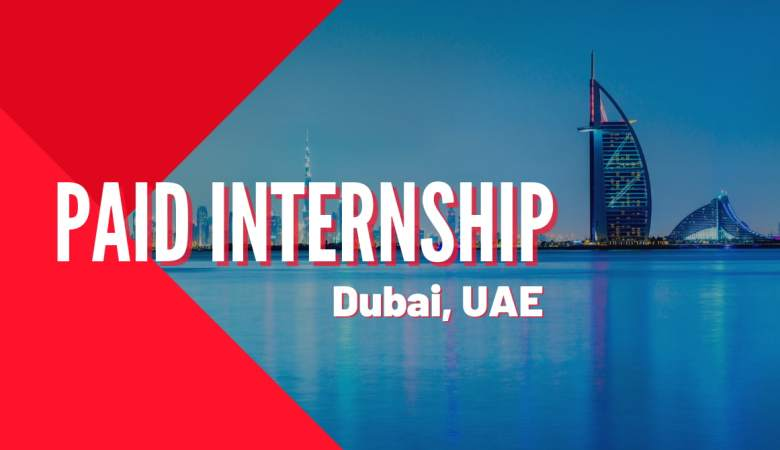 Paid Marketing Internship