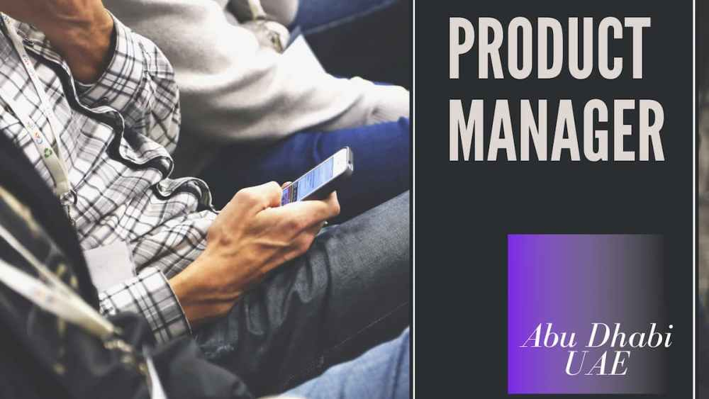 Product Manager Abu Dhabi