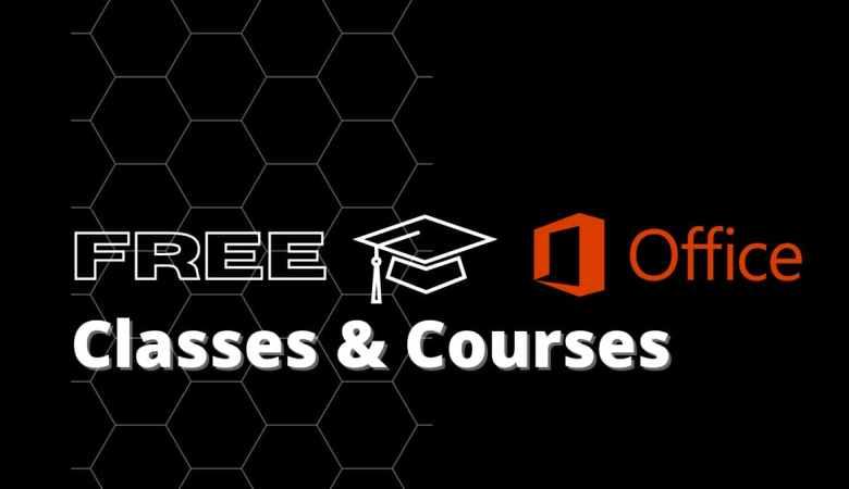 Online Microsoft Office Classes