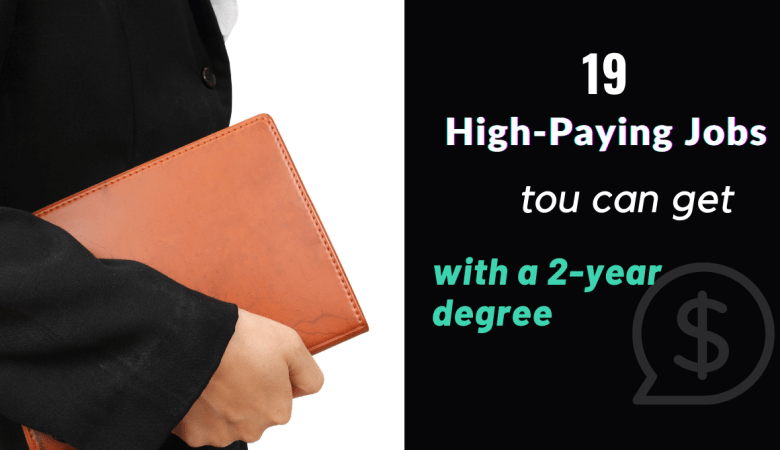 High-Paying Jobs