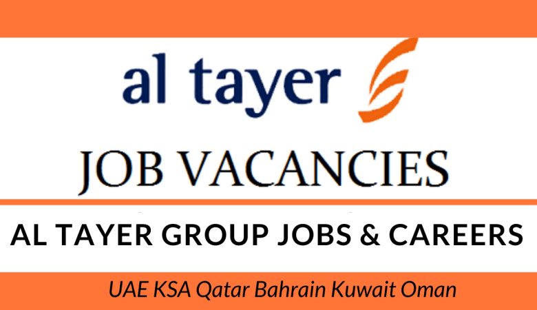 Al Tayer Group Jobs