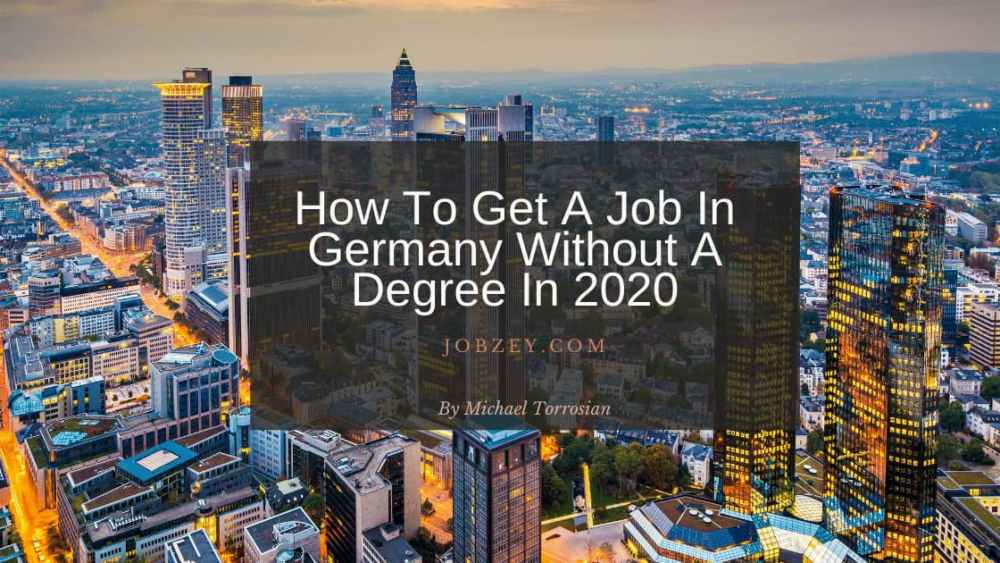 Job In Germany