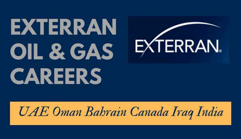 Exterran Job Openings