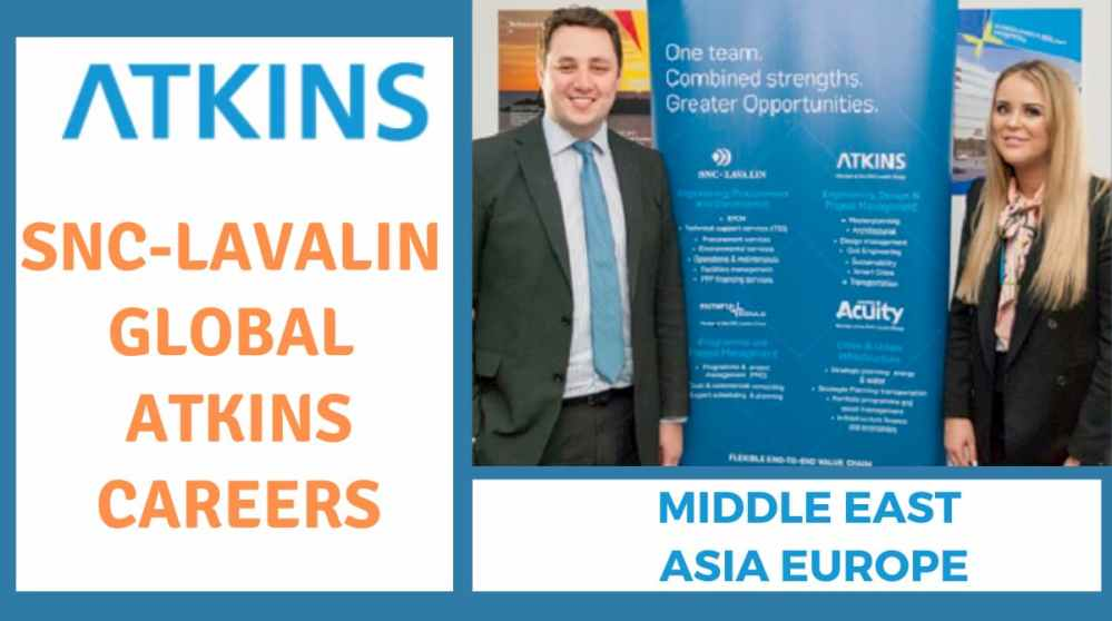 Global Atkins Careers