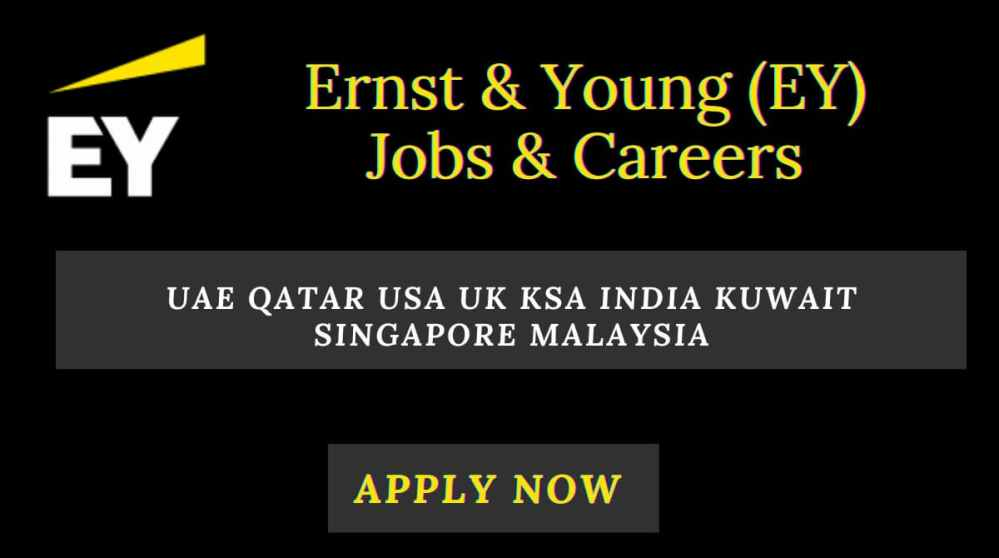 Ernst and Young Careers