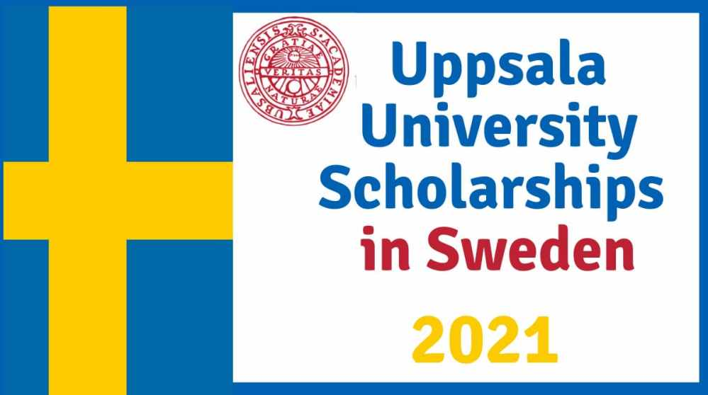 Uppsala University Scholarships in Sweden