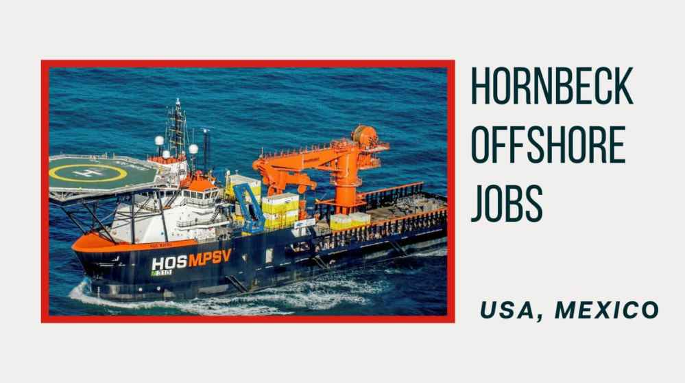 Hornbeck Offshore Job Vacancies
