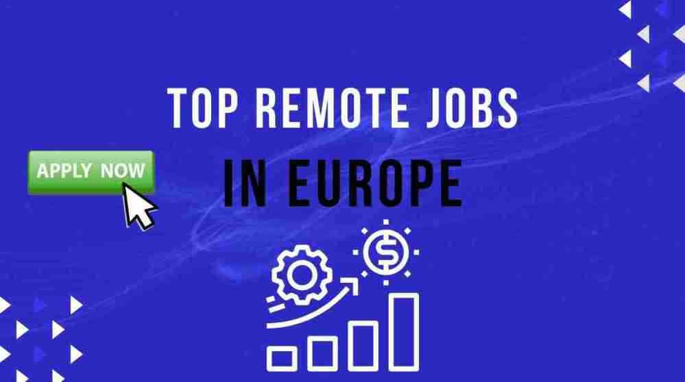 Remote Jobs in Europe