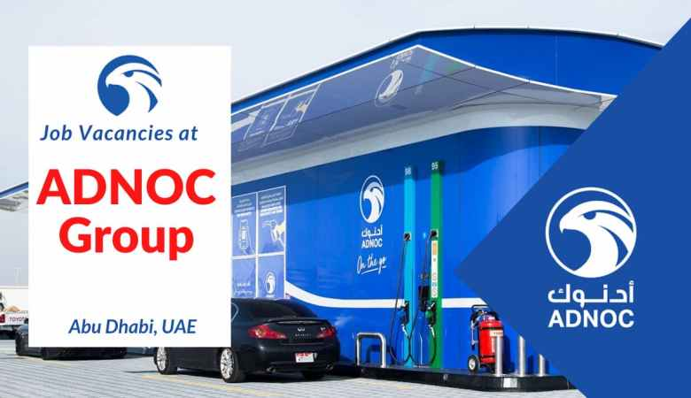 Job Vacancies at ADNOC Group