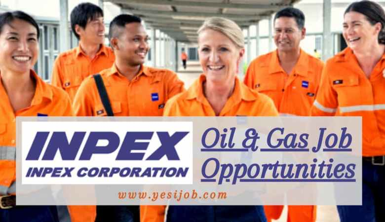 INPEX Corporation Oil & Gas Careers