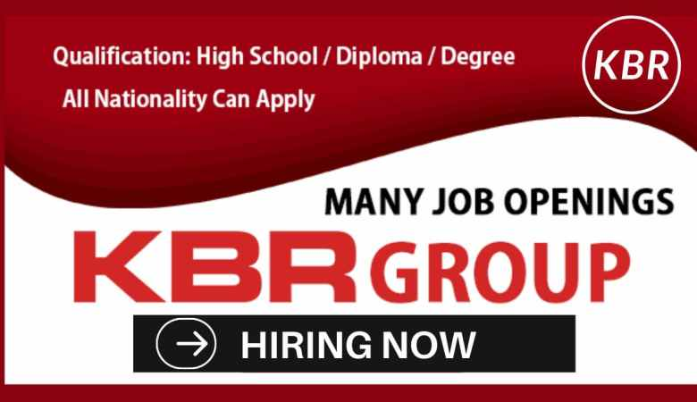 Job Vacancies at KBR